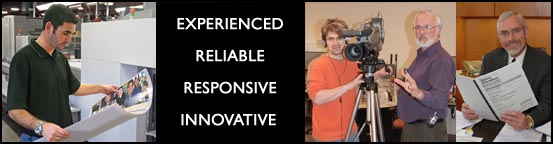 EXPERIENCED - RELIABLE - RESPONSIVE - INNOVATIVE