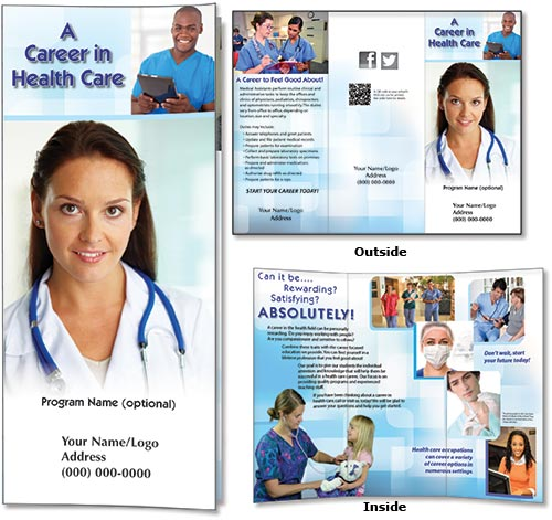 Workforce Communications Print Samples Health Care  Medical